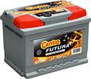 Отзывы о автомобильном аккумуляторе Centra Futura CA722 (72 А/ч)