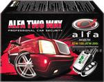 Отзывы о автосигнализации ALFA TWO WAY (ATW-200)