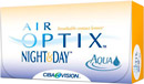 Отзывы о Ciba Vision Air Optix Night &amre Day Aqua (от -0,5 до -6,0) 8.6мм