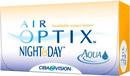 Отзывы о Ciba Vision Air Optix Night &amre Day Aqua (от +1,0 до +6,0) 8.6мм