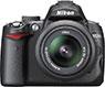 Отзывы о цифровом фотоаппарате Nikon D5000 Kit 18-105mm VR