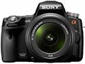 Отзывы о цифровом фотоаппарате Sony Alpha SLT-A35Y Double Kit 18-55mm + 55-200mm