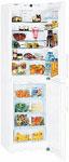 Отзывы о комбинированном холодильнике Liebherr CN 39130