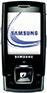 Отзывы о мобильном телефоне Samsung E900