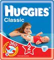 Отзывы о подгузниках Huggies Classic 2 (17 шт)