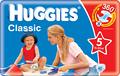 Отзывы о подгузниках Huggies Classic 5 (40 шт)