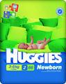 Отзывы о подгузниках Huggies Newborn 2 (66 шт)