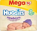 Отзывы о подгузниках Huggies Newborn 2 Mega (90 шт)