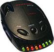 Отзывы о радар-детекторе Crunch 2110
