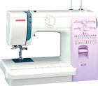 Отзывы о швейной машине Janome 423S