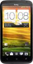 Отзывы о смартфоне HTC One X (32Gb)